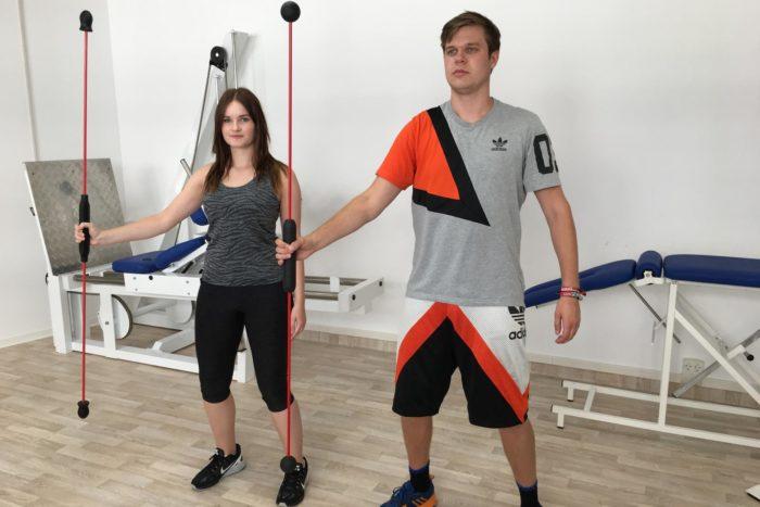 Muskel- und Rückenstärkung