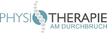 Logo: Physiotherapie am Durchbruch